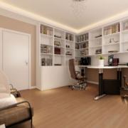 混搭风格小户型书房装修效果图实例