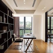 现代小户型装修书房装修效果图实例欣赏