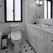 两室一厅卫生间简约设计