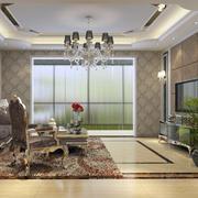 欧式客厅艺术装饰设计