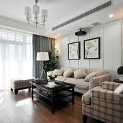 两室一厅温和设计图片
