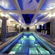 室内游泳池装饰