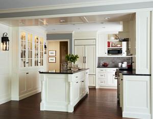休闲美式风别墅室内装修设计效果图