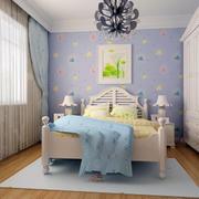 青春梦幻的儿童房