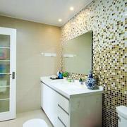 现代简约卫生间墙面瓷砖贴图
