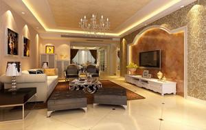 温馨舒适的客厅图片