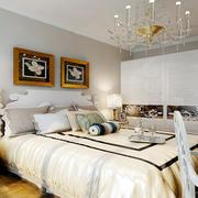 现代简约舒适卧室欣赏