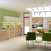 87平米小公寓韩式厨房设计装修效果图