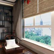 69平米小户型复古阳台装修图片