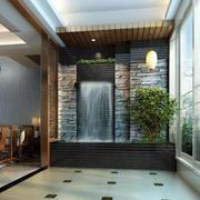 76平米家居新古典阳台装修实景效果图