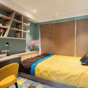 小户型15平米朴素儿童房装修效果图