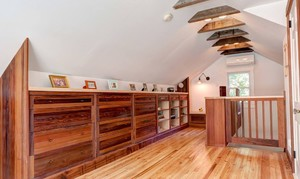 198平米跃层自然小阁楼装修效果图大全