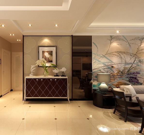 233平米家居古典玄关设计装修效果图