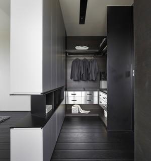 2016男生一室一厅小公寓衣帽间设计图