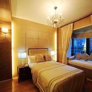 温馨宜家的卧室飘窗设计装修效果图