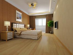 106平米家居宜家风格卧室设计装修效果图