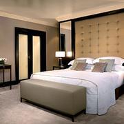 复式楼古典风格卧室设计装修效果图