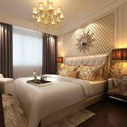 2016古典三室一厅大卧室设计效果图