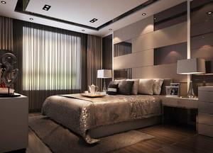 新古典144平米大户型卧室设计效果图