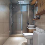 经典欧式大户型卫生间装修效果图鉴赏