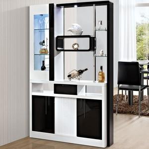 宜家实用的大户型家居酒柜装修效果图