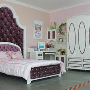 简欧风格大户型儿童房设计装修效果图