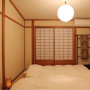 三居室日式风格榻榻米装修效果图实例