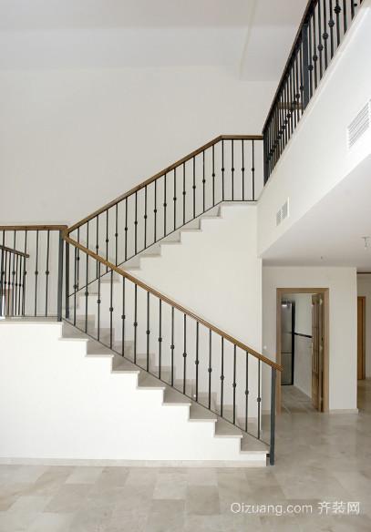 现代经典的室内欧式楼梯装修效果图鉴赏