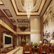 2016精美的现代复式楼室内装修效果图鉴赏