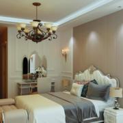 2016舒适的小户型简约风格卧室装修效果图