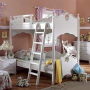 法式风格大户型儿童房设计装修效果图