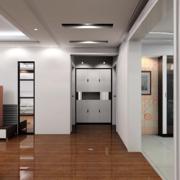 经典的欧式风格室内玄关装修效果图实例