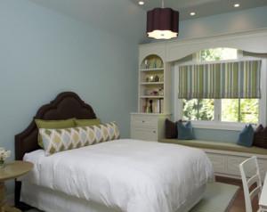 经典的大户型室内欧式飘窗装修效果图实例