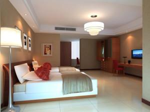一居室欧式风格卧室室内设计装修效果图