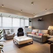 复式楼小客厅图片