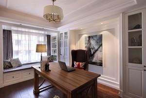 2016宜家三室一厅书房装修设计效果图