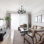 宜家风格小户型客厅装修效果图欣赏