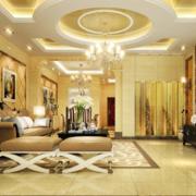 2016欧式风格别墅装潢设计装修效果图