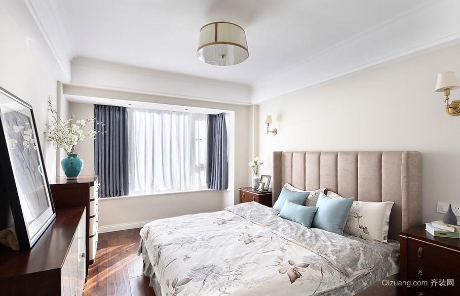 明亮通透的23平米大卧室装修设计效果图
