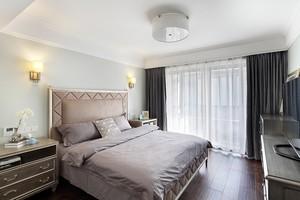 两室一厅古典雅致的卧室装修设计效果图