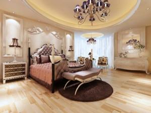 大户型新古典家庭卧室装修效果图鉴赏