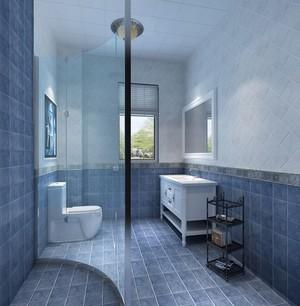别墅型地中海风格小卫生间装修效果图鉴赏