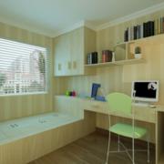 现代风格小户型卧室榻榻米装修效果图