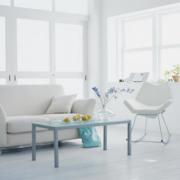 2016别墅型现代简约客厅装修效果图
