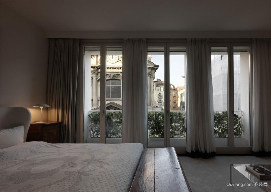经典轻奢大户型欧式窗帘装修效果图鉴赏