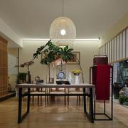 2016传统中式风格书房装修设计效果图