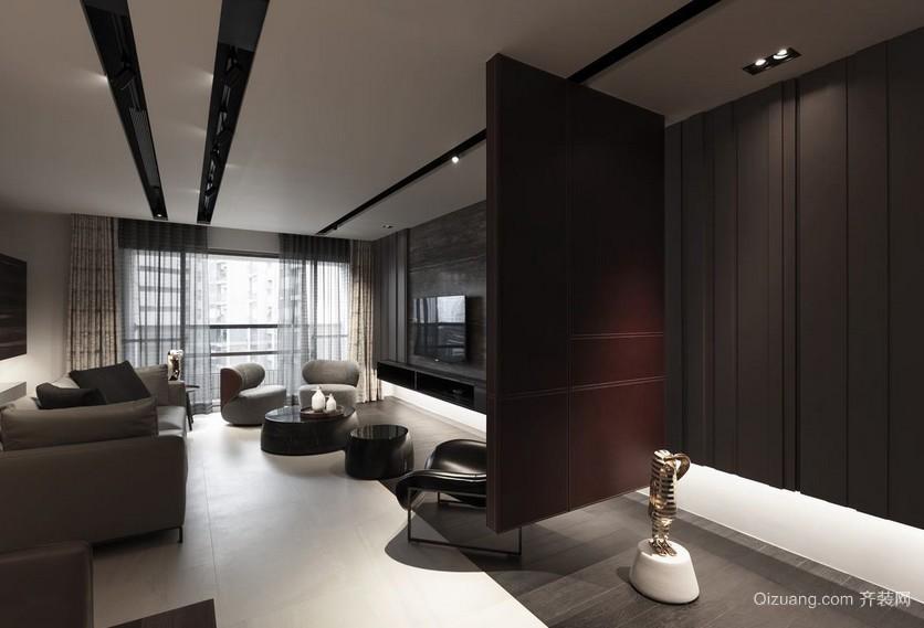 160平米后现代风格玄关装修设计效果图