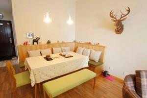 日式风格小户型餐厅装修设计效果图