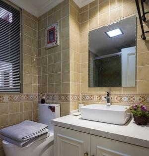 2016宜家小户型卫生间瓷砖设计效果图