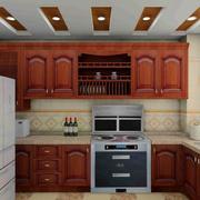 大户型欧式风格厨房室内装修效果图